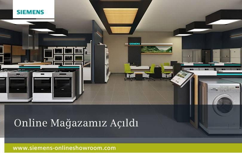 Online Magazamiz Acildi