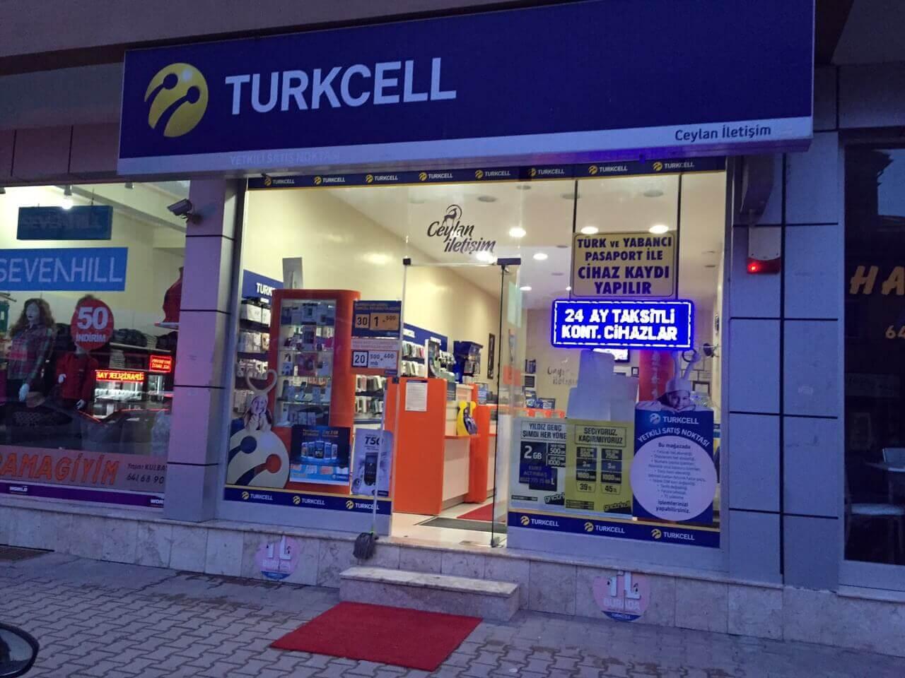 Ceylan İletişim Turkcell