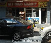 Altınbaş Market Kulu