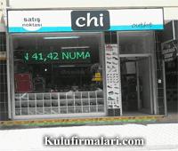 Chi Ayakkabı Kulu Mağazası